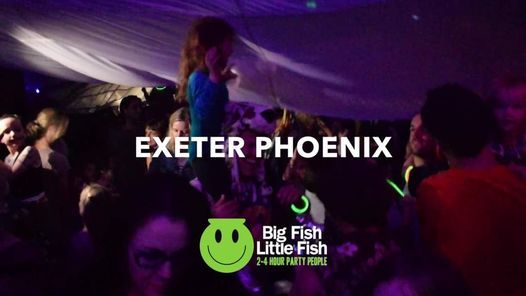 Resched Big Fish Little Fish x Camp Bestival Family Rave Exeter, 21 March   Event in Exeter   AllEvents.in