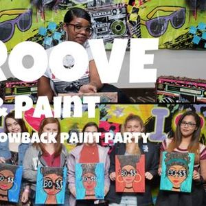 GROOVE & PAINT sunDAY ScKOOL Edition featuring Ric Sexton