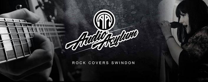 Audio Asylum Rock the Vic Swindon at The Victoria, Swindon
