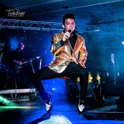 Elvis Tribute & Festive lunch, 16 December | Event in Telford | AllEvents.in