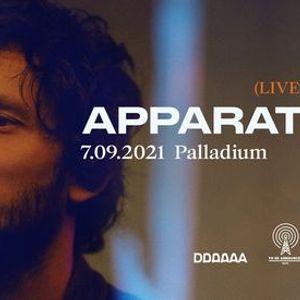 Apparat LIVE  16.05  Warszawa