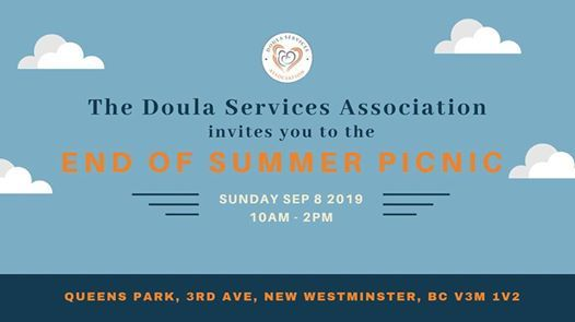 The DSA END of Summer Picnic at Queen's Park 3rd Ave, New