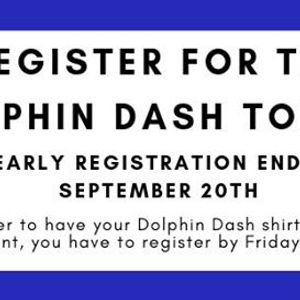 14th Annual Dolphin Dash
