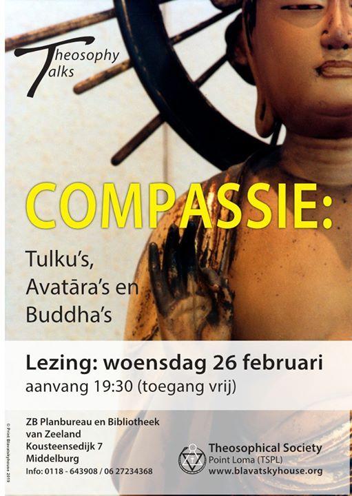 Compassie Tulkus Avatras en Buddhas