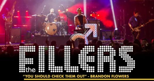 The Fillers + Support, 18 December | Event in Bury St. Edmunds | AllEvents.in