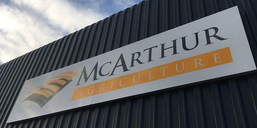 McArthur Agriculture - Grain Processing and Storage Event 2020