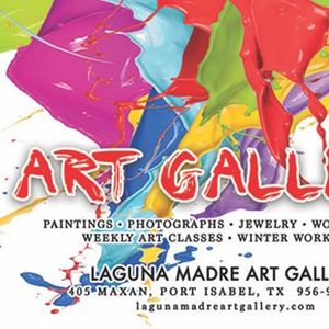 Sip and Shop Event with -Tesori and Laguna Madre Art Gallery