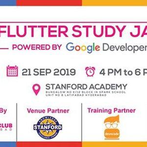 Flutter Study Jam G Developers at Stanford Academy, Karachi