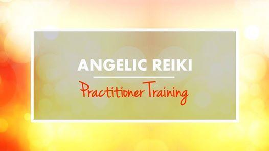 Angelic Reiki Masters - Level 3 & 4 Training