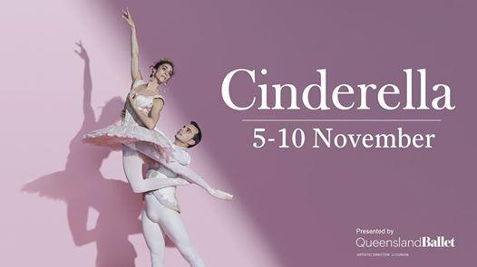 Cinderella by The Queensland Ballet  Canberra