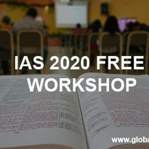 Free IAS 2020 Workshop at Global IAS, Bangalore
