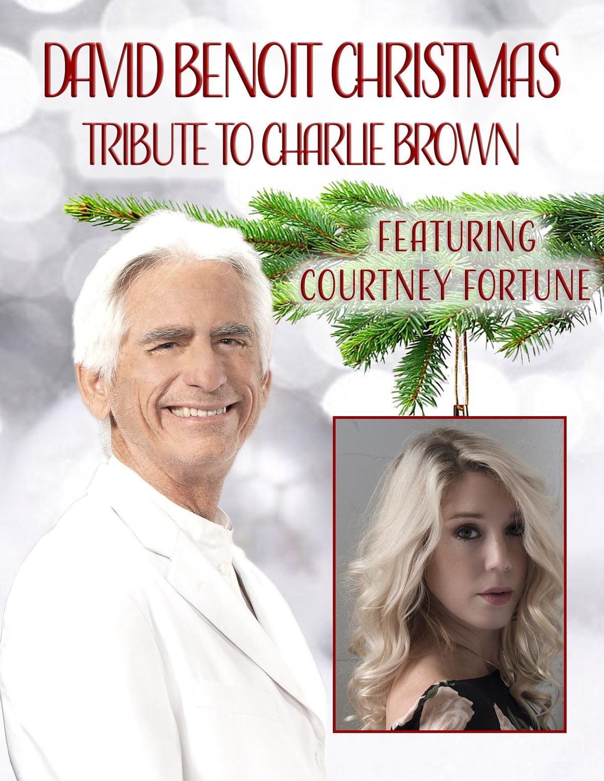 DAVID BENOIT CHRISTMAS TRIBUTE TO CHARLIE BROWN, 16 December | Event in Oakland | AllEvents.in