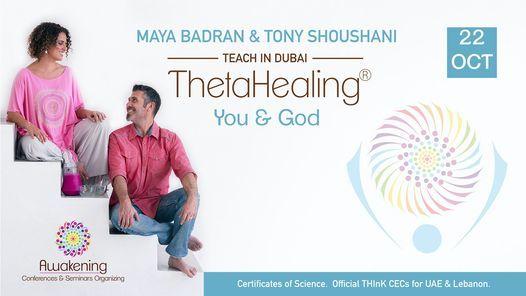 ThetaHealing You & God - Dubai 2021 - Maya, 22 October   Event in Dubai   AllEvents.in