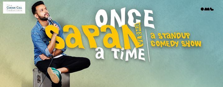 Once Sapan A Time by Sapan Verma in Noida