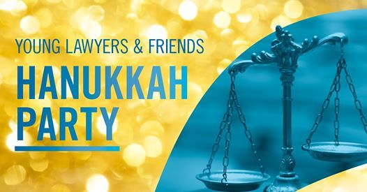 Young Lawyers & Friends Hanukkah Party