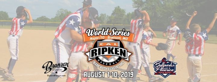 Cal Ripken Major 70 World Series Vs  Pacific Southwest at Ballparks