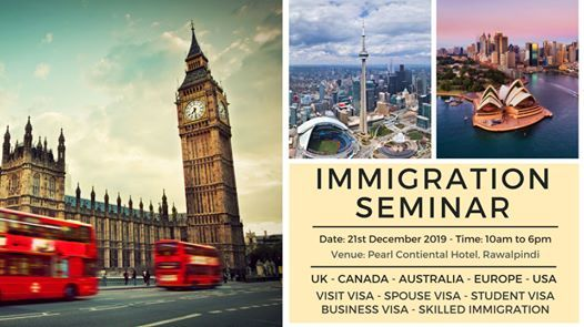 Free Seminar for Immigration