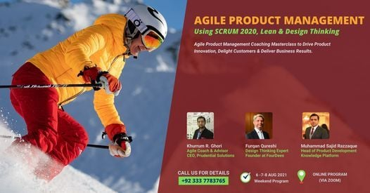 Agile Product Management Masterclass ( Weekend Program), 24 September | Online Event | AllEvents.in