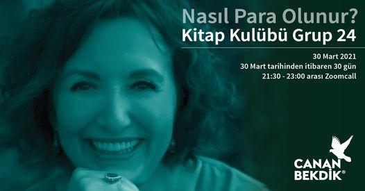 Nasıl Para Olunur Kitap Kulübü 24. Gurup   Event in Istanbul   AllEvents.in