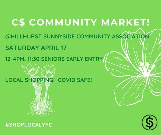 Calgary Dollars Market, 17 April | Event in Millarville | AllEvents.in