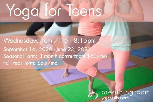 Teen Yoga | Event in Red Deer | AllEvents.in