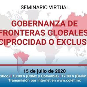 Gobernanza de fronteras globales reciprocidad o exclusin
