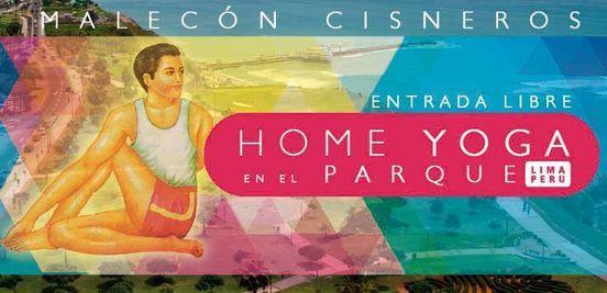 HOME YOGA EN EL PARQUE, 24 October   Event in Miraflores   AllEvents.in