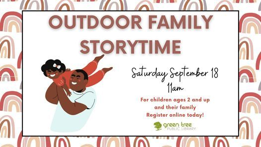 Outdoor Family Storytime   Event in Pittsburgh   AllEvents.in