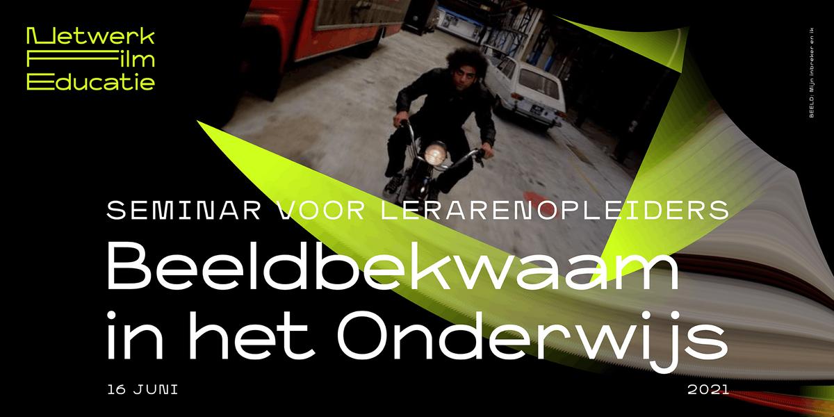 BeeldBekwaam in het Onderwijs 2021, 16 June | Event in Amsterdam | AllEvents.in