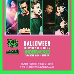 Halloween Party w Okilly Dokilly at The Underworld Camden