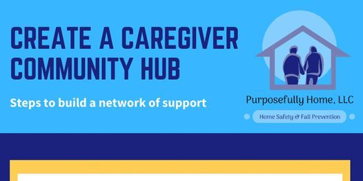 The Purposeful Caregiver: Virtual Support Chat, 5 March | Online Event | AllEvents.in