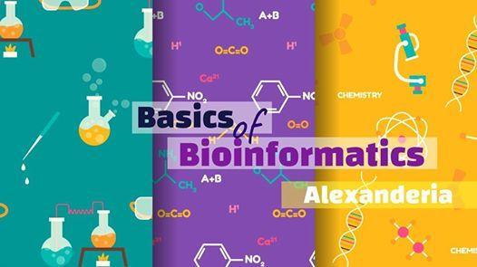 Basics of Bioinformatics (Alexanderia)