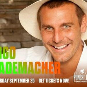 Ingo Rademacher from General Hospital 12 with Parent