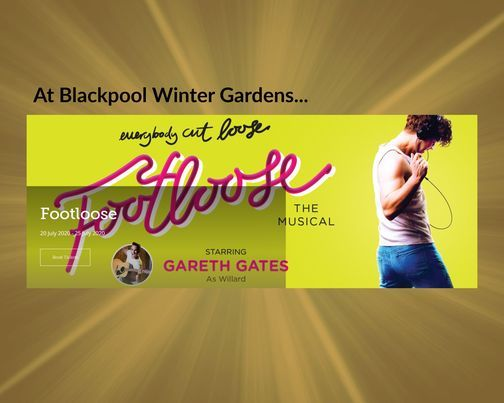Footloose at Winter Gardens Blackpool | Event in Blackpool | AllEvents.in