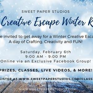 Creative Escape Winter Retreat