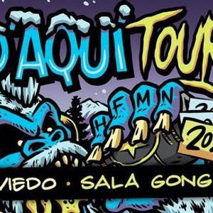 CRIM  LaInquisicin  Deadyard 13032021 Fem DAqu TOUR - Uviu