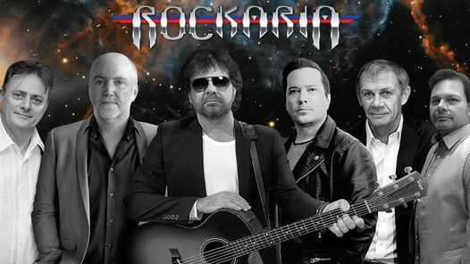 ROCKARIA-The ELO Experience, 1 May | Event in Noosa Heads | AllEvents.in