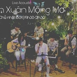 Live Acoustic 18.04 Thanh Xun Mng M