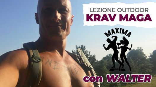 KRAVMAGA Outdoor con Walter | Event in Trieste | AllEvents.in