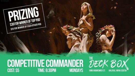 Competitive Commander, 23 November | Event in Halifax | AllEvents.in