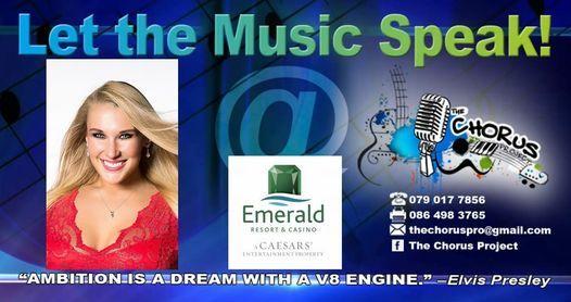 Candy Benson live at Emerald Resort & Casino, 20 August | Event in Vanderbijlpark | AllEvents.in