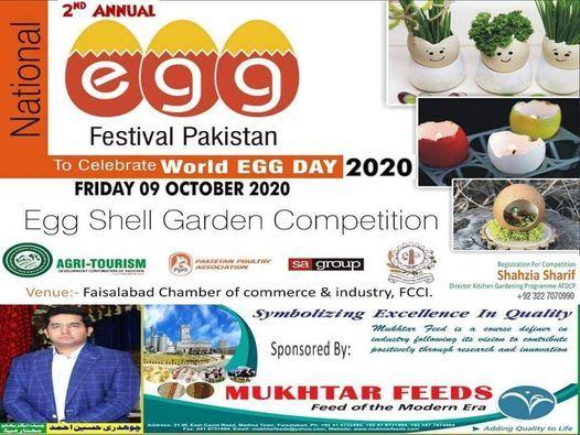 National Egg Festival 2020