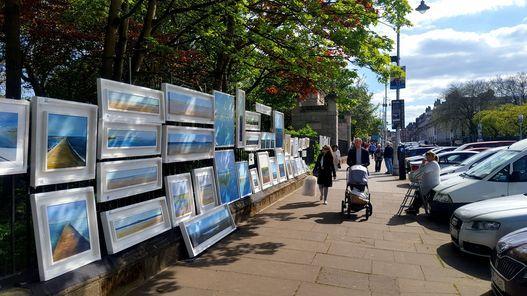Merrion Square Art Exhibition