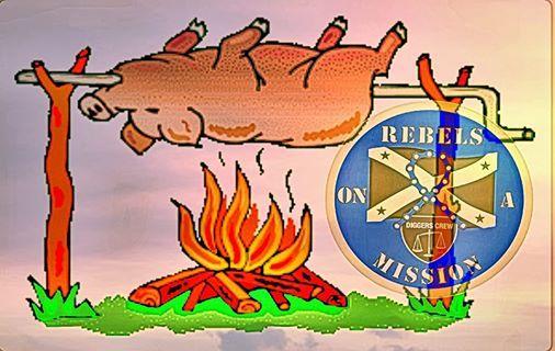 PIG ROAST - FUNDRAISER