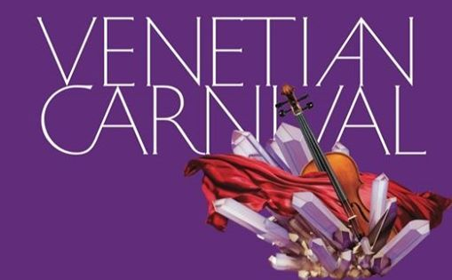 Venetian Carnival New Years Celebration