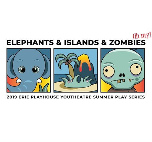 Summer Play Series (Youtheatre) at Erie Playhouse, Erie