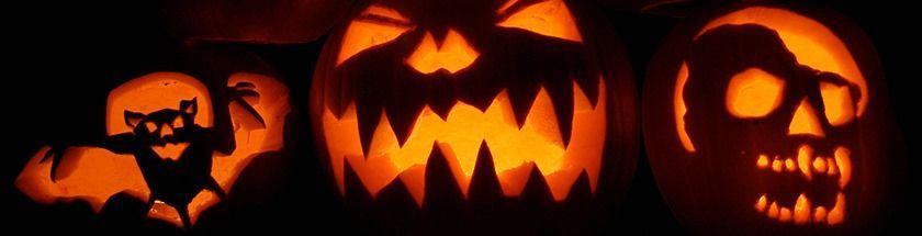Spooktocht-Geisterwanderung