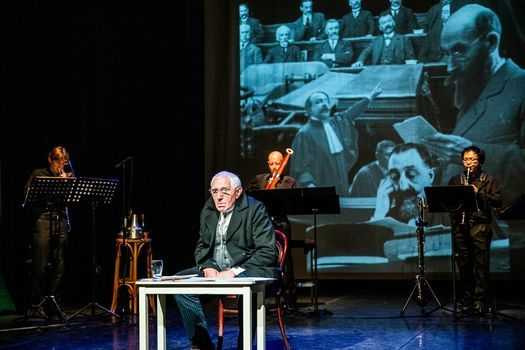 Het Banket, I SOLISTI en Vlaams Radiokoor met Jan Decleir - Landru, 21 October | Event in Diest | AllEvents.in