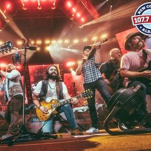 GNA Welcomes The Zac Brown Band Comeback Tour