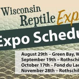 Rothschild Northern Wisconsin Reptile Expo 9-19-21